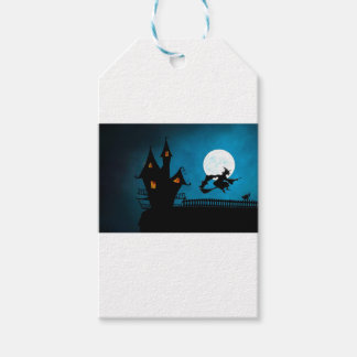 Halloween Helloween Witch's House The Witch Gift Tags