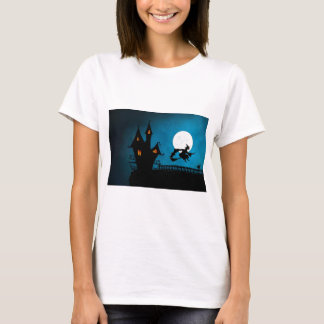 Halloween Helloween Witch's House The Witch T-Shirt