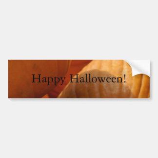 Halloween heureux ! autocollant de voiture