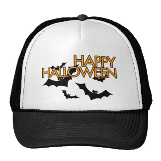 Halloween heureux casquette