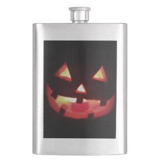 Halloween Hip Flask