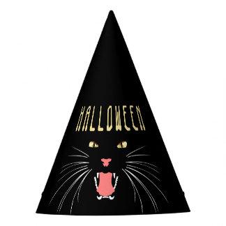 Halloween Hissing Cat Black Fun Hat