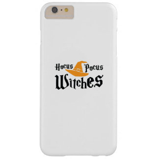 Halloween Hocus Pocus Witches Funny Barely There iPhone 6 Plus Case