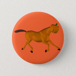 Halloween Horse 2 Inch Round Button