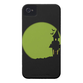 Halloween House Case-Mate iPhone 4 Cases
