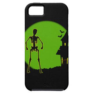 Halloween House iPhone 5 Cases