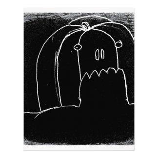 halloween in black parade yaie letterhead