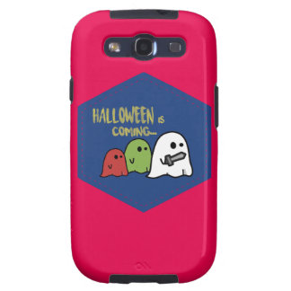 Halloween is coming samsung galaxy s3 covers