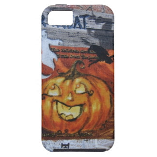 Halloween Jack O' Lantern Case For The iPhone 5