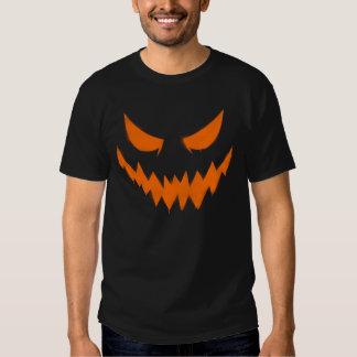 Halloween Jack-O'-lantern Face Men's T-shirt