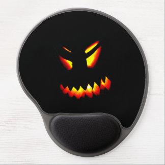 Halloween Jack-O-Lantern Face Mousepad Gel Mouse Pad