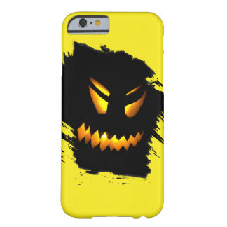 Halloween Jack-O-Lantern Face Phone Case Barely There iPhone 6 Case