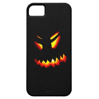 Halloween Jack-O-Lantern Face Phone Case iPhone 5 Case