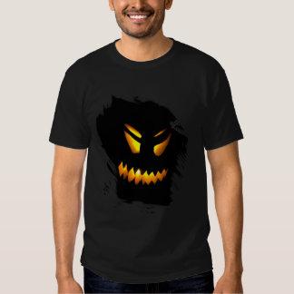 Halloween Jack-O-Lantern Face Shirt