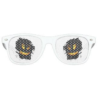Halloween Jack-O-Lantern Face Sunglasses
