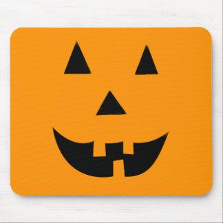 Halloween Jack O Lantern Mouse Pads