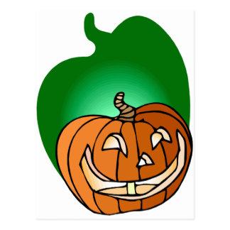Halloween Jack O Lantern Postcards