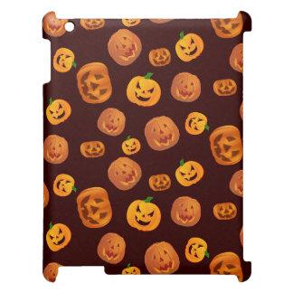 Halloween Jack-O-Lantern Pumpkin Pattern Case For The iPad