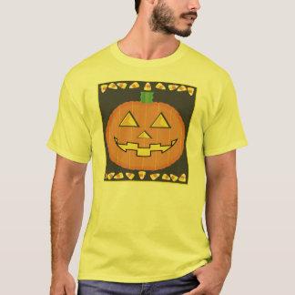 Halloween Jack-o-lantern T-shirts