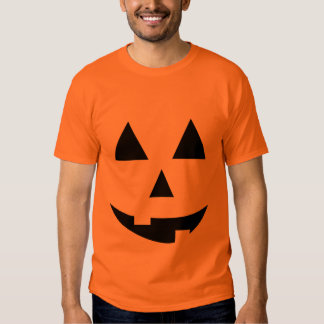 Halloween Jack-O-Lantern Trick or Treat Shirt
