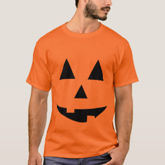 Halloween Jack-O-Lantern Trick or Treat T-Shirt