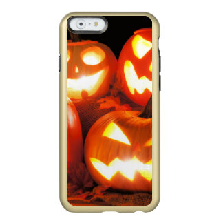 Halloween Jack O Lanterns Incipio Feather® Shine iPhone 6 Case