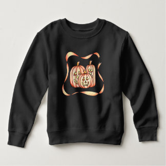 Halloween Jack-o-Lanterns Sweatshirt