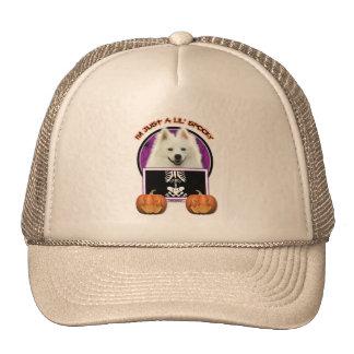 Halloween - Just a Lil Spooky - American Eskimo Trucker Hat