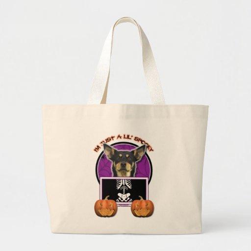 Halloween - Just a Lil Spooky - Kelpie - Jude Bag
