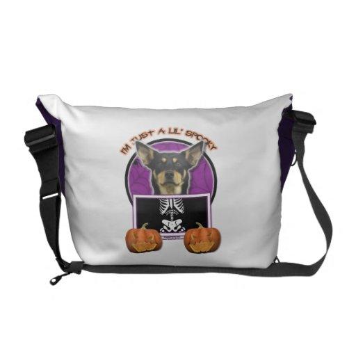 Halloween - Just a Lil Spooky - Kelpie - Jude Commuter Bag
