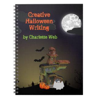 Halloween Kids Composition Notebook / Journal