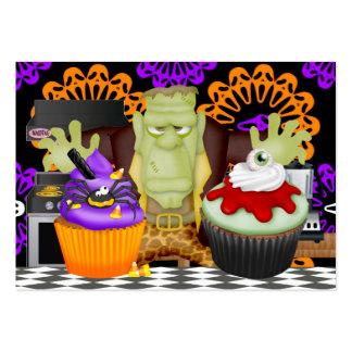 Halloween Kitchen Card - SRF Business Cards