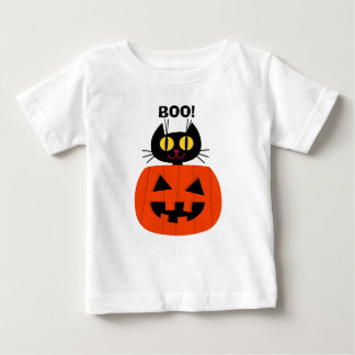 Halloween Kitty Baby T-Shirt