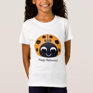 Halloween Ladybug Girls T-Shirt