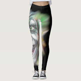 Halloween Leggins evil more joker Leggings