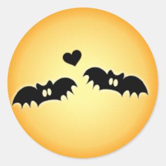 Halloween Love Envelope Seal