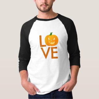 Halloween Lovers Carved Pumpkin Jack O Lantern T-Shirt
