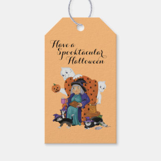 Halloween Magic Pack Of Gift Tags