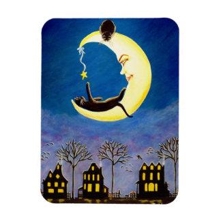"Halloween magnet ""Salem's Star"""