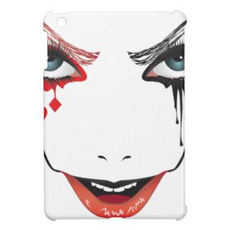 Halloween Makeup iPad Mini Case