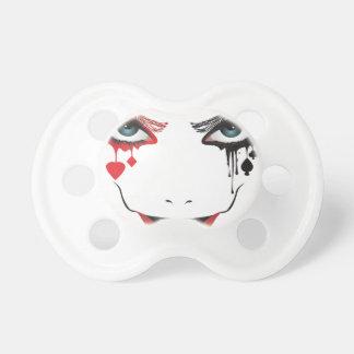 Halloween Makeup Pacifier