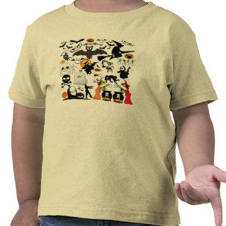 Halloween Mashup Tshirts