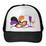 Halloween Masquerade Hats