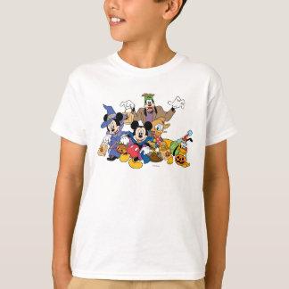 Halloween Mickey & Friends T-Shirt