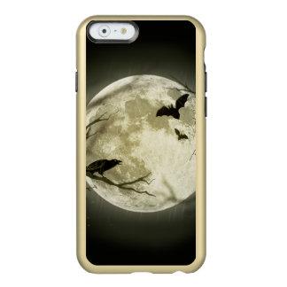 Halloween moon - full moon illustration incipio feather® shine iPhone 6 case