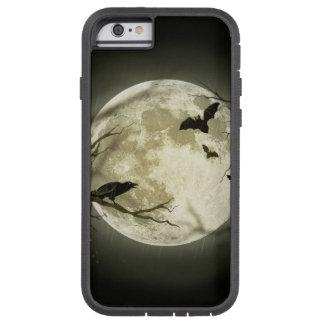 Halloween moon - full moon illustration tough xtreme iPhone 6 case