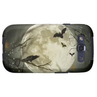 Halloween Moon Galaxy S3 Case
