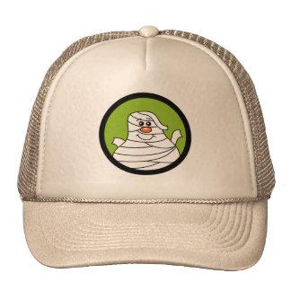 Halloween Mummy Tshirts and Gifts Hats