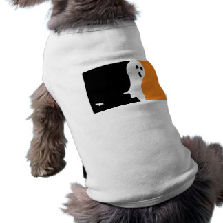 Halloween MVP Ghost Logo Dog Clothes