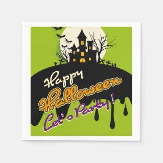 Halloween Napking Paper Napkins